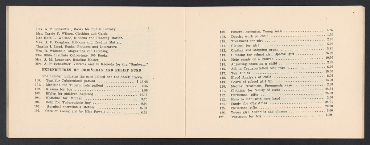 Eleventh Annual Report of the Maine Sea Coast Missionary Society, 1916